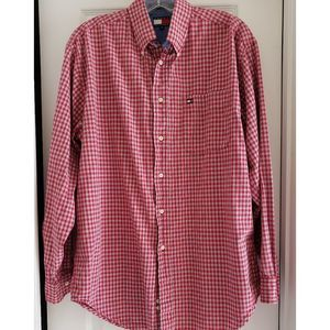 Tommy Hilfiger Mens Button Down